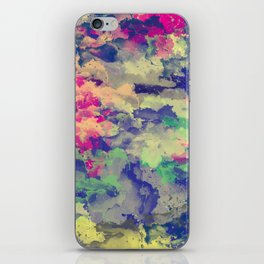 Abstract painting X 0.3 iPhone Skin