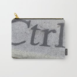 Ctrl Carry-All Pouch