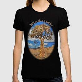 Wind Punk Golden Quivers T-shirt