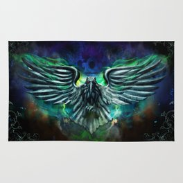Raven by Topher Adam 2011 Rug