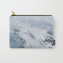 Old Mountain - Minimalist Landscape Photography Carry-All Pouch
