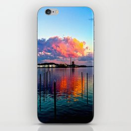 Long Wharf iPhone Skin