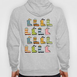Cats in Boots Hoody
