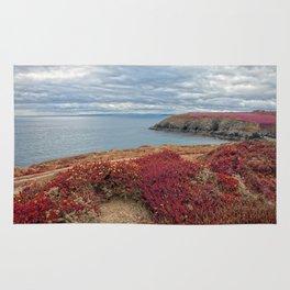 Irish Pomegranate Coast Rug
