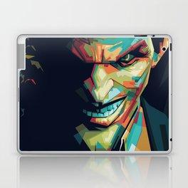Joker Pop Art Portrait Laptop & iPad Skin