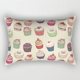 Margery's Lil Cupcake Shop Rectangular Pillow