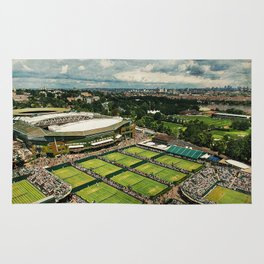 Wimbledon & London Rug