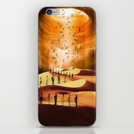 Soul Intervention iPhone Skin