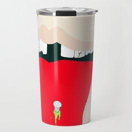 Bad mouth Travel Mug