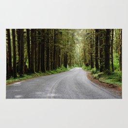 Rainforest Road Rug
