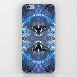 Blue Koala iPhone Skin
