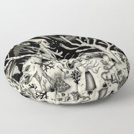 Out of the Thicket Floor Pillow