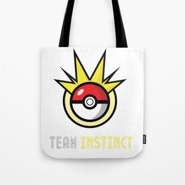 Team Instinct Tote Bag