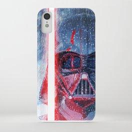 Darth Vader Storm iPhone Case