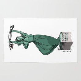 Towel Day (Hungary) Rug