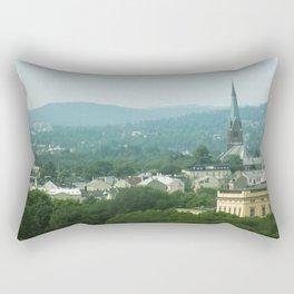 Oslo Church Spire Rectangular Pillow