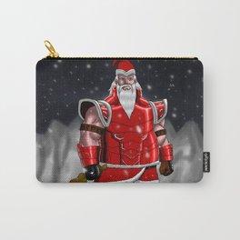 Santa Cloth Carry-All Pouch