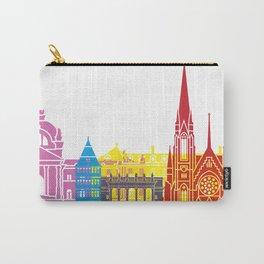 Strasbourg skyline pop Carry-All Pouch