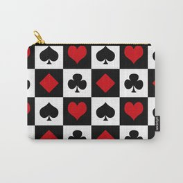 Playing card Carry-All Pouch