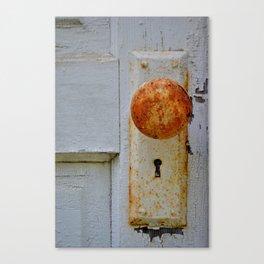 Life's an Open Door Canvas Print