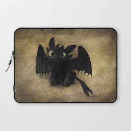 Baby Toothless Laptop Sleeve
