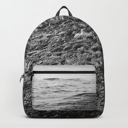 Ocean Beach Sunset Backpack
