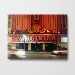 the virginian Metal Print