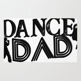 Dance Dad Balle Gift for Men Hip Hop Ballerina Class Rug