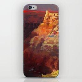 Great Divide iPhone Skin