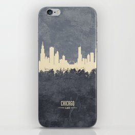 Chicago Illinois Skyline iPhone Skin