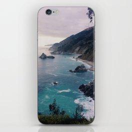 Big Sur Sunset iPhone Skin