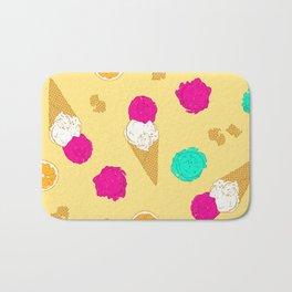 Ice-cream baby Bath Mat