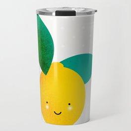 Miss Lemon Travel Mug
