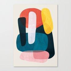 Mischka Canvas Print