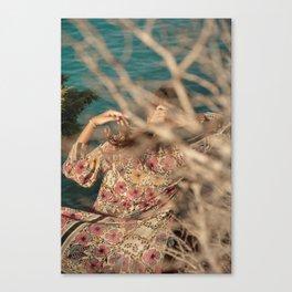 Cala Saona Canvas Print