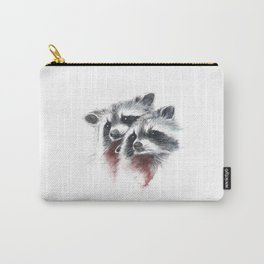 Raccoons I Carry-All Pouch