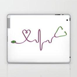 Stethoscope Laptop & iPad Skin