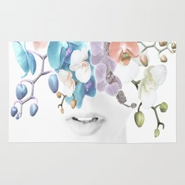 Lady Orchid Rug