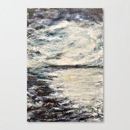 Enniscrone Twilight Canvas Print