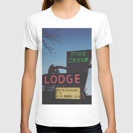 Pine Creek Lodge T-shirt