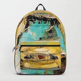 Old Lantern Backpack