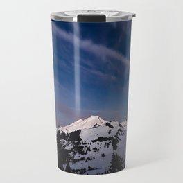 Mount Baker - Nature Photography Travel Mug