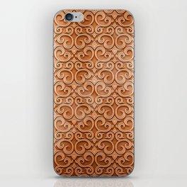 Grate iPhone Skin