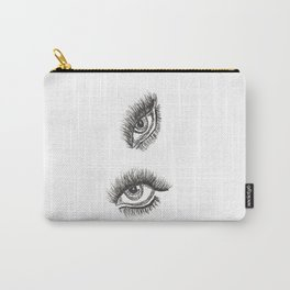 Eye of the Tigeress Carry-All Pouch