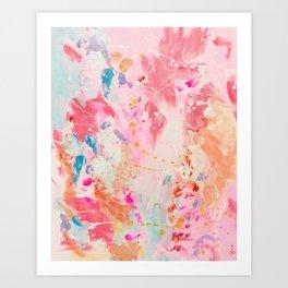 sky music Art Print