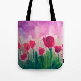 Purple Rain (in Bloom) Tote Bag
