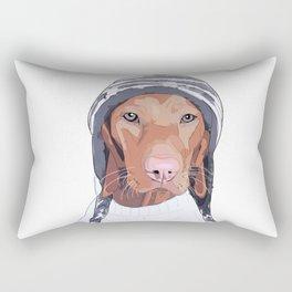 Vizsla Dog Rectangular Pillow