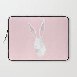 Geometric Rabbit Laptop Sleeve