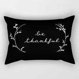 thankful Rectangular Pillow