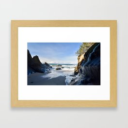 Yoakam Point Framed Art Print